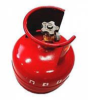 Газовый баллон для мотоблока 5 литров