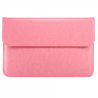 "Чехол для MacBook Air 11"" Genuine leather case rose"