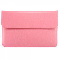 "Чехол Icarer для MacBook Air 13"" Genuine leather case rose"