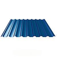 Профнастил синий 0,4 1,17*1,20 цена за лист