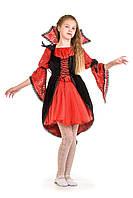 """Детский карнавальный костюм """"Вампиресса"""""""