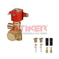 Клапан газу Atiker K01.001203