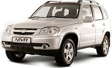 Кенгурятники на Chevrolet Niva (c 2002--)