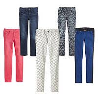 Джинси, штани, спортивні штани для дівчаток