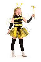 """Детский карнавальный костюм """"Пчелка в пачке"""""""