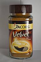Кофе растворимый JACOBS Velvet 200г.