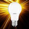 Светодиодная лампа OSRAM VALUE CLA60 8,5W/827 FR E27