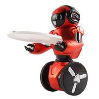 Робот на радиоуправлении с гиростабилизацией WL Toys F1 (робот с пультом управления)