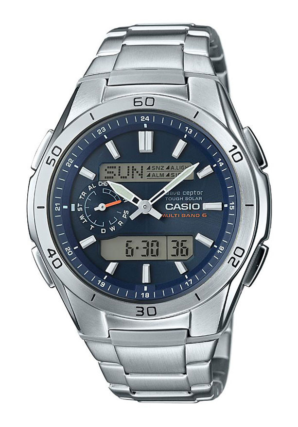 Мужские часы Casio WVA-M650D-2AER