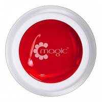 Гель-краска Magic красная для литья