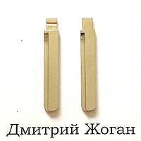 Лезвие выкидного ключа для BYD (Бюд) HU57