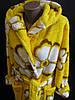 Женские халаты с цветочным принтом