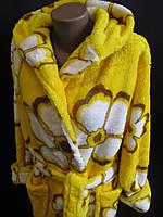 Женские халаты с цветочным принтом, фото 1