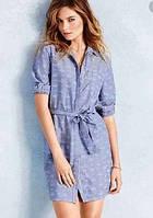 """Платье - """"рубашка бойфренда"""" Victoria's Secret, размер 8, фото 1"""