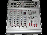 Микшер Azusa PMX-6S+wzm. 2x210W 6 kanałów