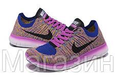 Женские кроссовки Nike Free Run Flyknit 5.0, найк фри ран, фото 3