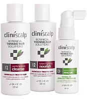 Система интенсивная для редеющих окрашенных волос Joico Cliniscalp Trial Kit for ChemicallyTreated Hair