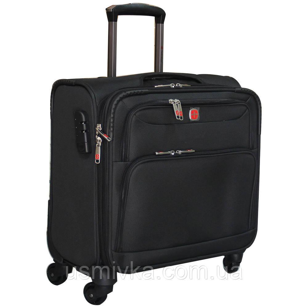 Стильный чемодан  пилот кейс SW51072