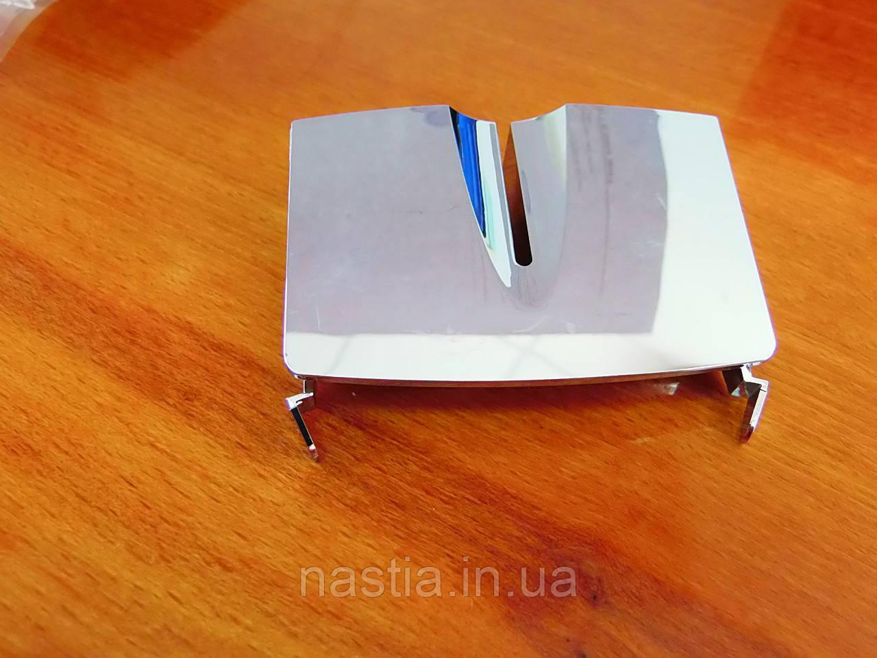 0347.004.430 Флеш панель на носик видачі кави(хромована, новий корпус), Royal