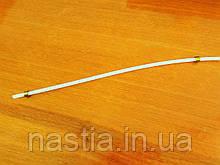11004132 Тефлонова трубка(скоба-скоба), d=2х4mm, L=250mm