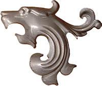 Декоративный елемент 180х170x2мм. Арт. AD-51.133