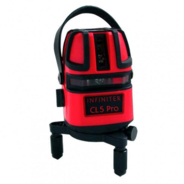 INFINITER CL5 Pro — лазерный нивелир-уровень