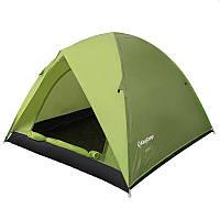 Трехмесная туристическая палатка KingCamp Family 3 KT3073, фото 1