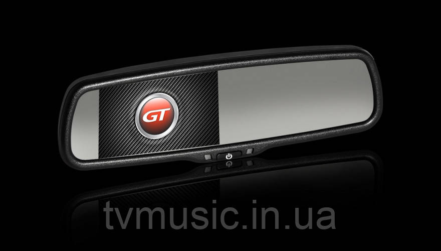 Зеркало заднего вида с монитором GT B25