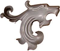 Декоративный елемент 180х170x2 мм. Арт. AD-51.134