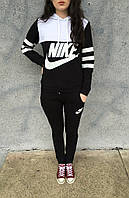 Женский спортивный костюм NIKE,черный