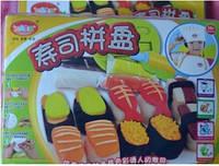 Набор из полимерной глины для изготовления сушы
