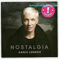 Музыкальный сд диск ANNIE LENNOX Nostalgia (2014) (audio cd)