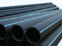 Труба полиэтиленовая водопроводная ПЭ-100, SDR 26, 140x5.4