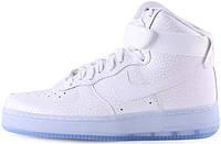 Женские кроссовки Nike Air Force 1 High Pearl, найк аир форс