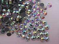 Акция! Термо-стразы ss16 Crystal AB PREMIUM 1440шт. (4,0мм)