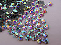 Термо-стразы ss20 crystal AB PREMIUM 1440шт. (5.0мм)
