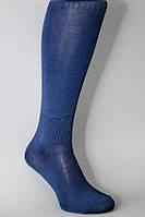 Гетры футбольные темно-синие однотонные