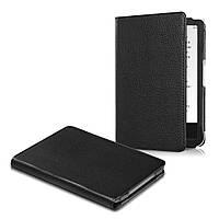 Обложка чехол Walker для PocketBook Ultra (650) черный