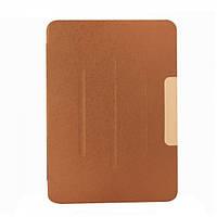 """Чехол-подставка для Samsung Galaxy Tab 4 Т530/T535 10.1"""" коричневый"""