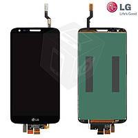 Дисплей + touchscreen (сенсор) для LG G2 D800 / D801 / D803, оригинал, черный