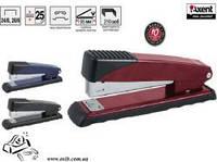 Степлер Axent Exakt 4320 №24/6 10 листов металлический красный
