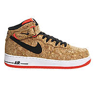 "Кроссовки Nike Air Force 1 High ""Cork"" - ""Пробка"" (Копия ААА+), фото 1"