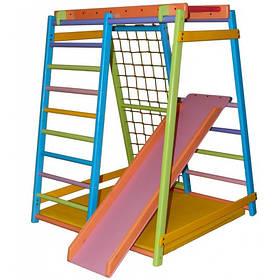 Подарунок для дитини це Ігровий комплекс для дітей МАЛЮК Веселий Дракончик