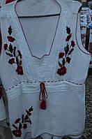 """Жіноча вишита блузка """"Красна панна"""""""