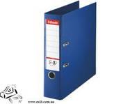 Регистратор Esselte XXL А4 8см синий PVC