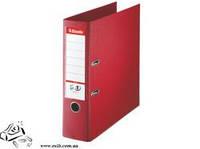 Регистратор Esselte XXL А4 8см красный PVC