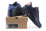 Кроссовки Nike Air Max 90 VT Independence Day темно-синие, фото 1