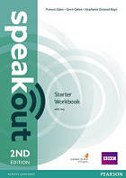 Speakout /2nd ed/ Starter Workbook with Key