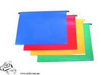 Підвісна папка EconoMix V-образна 5 шт пластикові асортимент