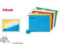 Підвісна папка Esselte Pendaflex V-образна синя 90311